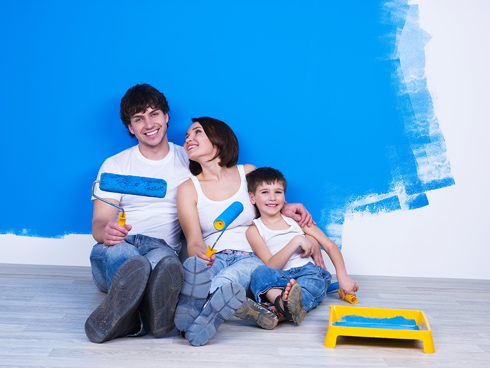 Interior Painting Projects in Your Home