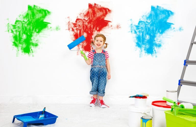 home painting project ideas