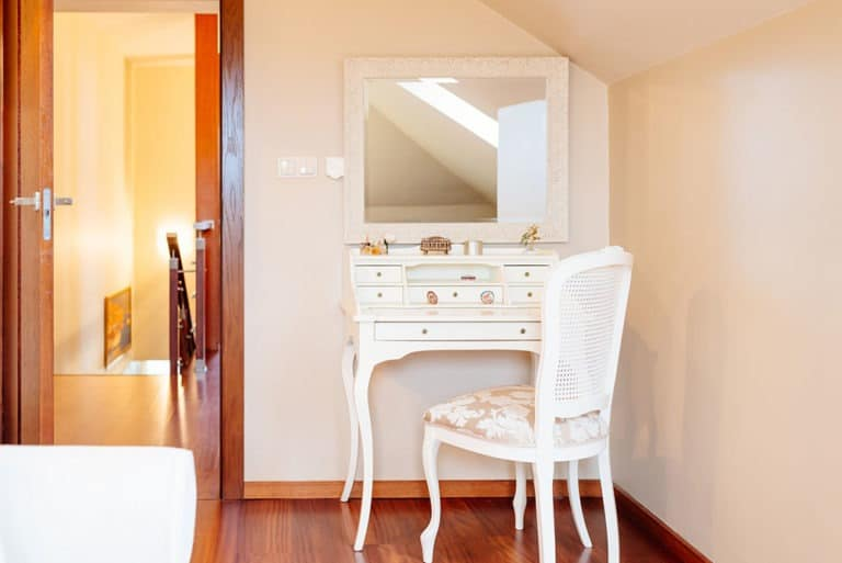 redoing a bedroom vanity