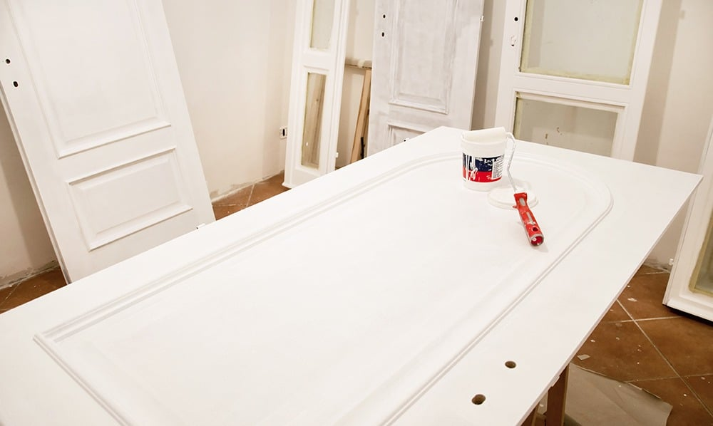 Why You Should Consider Painting Interior Doors