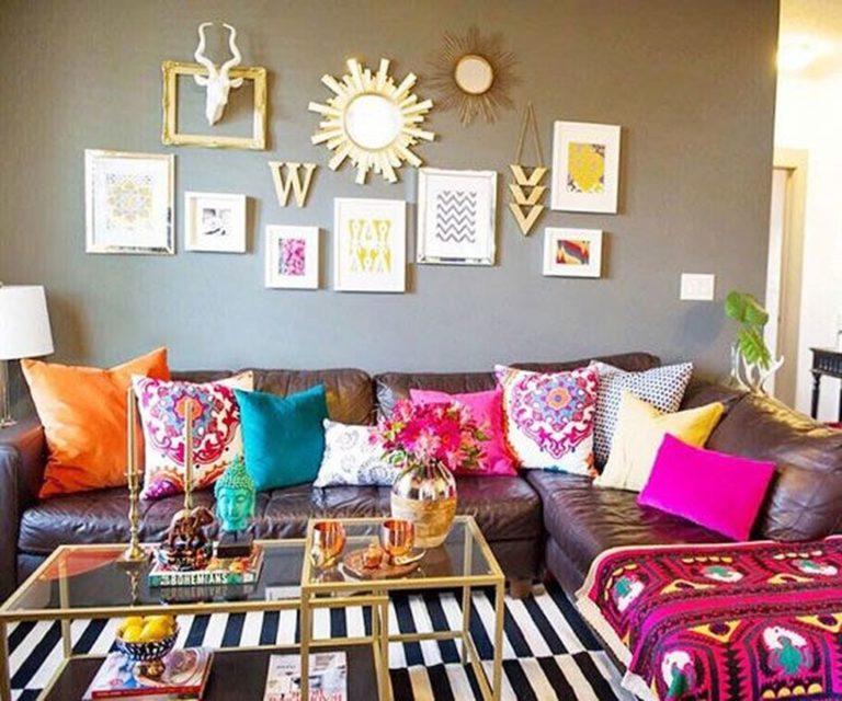 bohemian-decor-paint-ideas